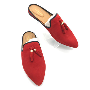 Primary Photo - BRAND: HUSH PUPPIES STYLE: SHOES FLATS COLOR: RED SIZE: 8.5 SKU: 262-26275-74350NEW CONDITION