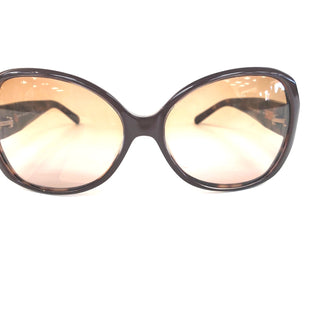 Primary Photo - BRAND: TORY BURCH STYLE: SUNGLASSES COLOR: BROWN AS IS SLIGHT SCRATCHES SKU: 262-26211-134752DESIGNER ITEM FINAL SALE