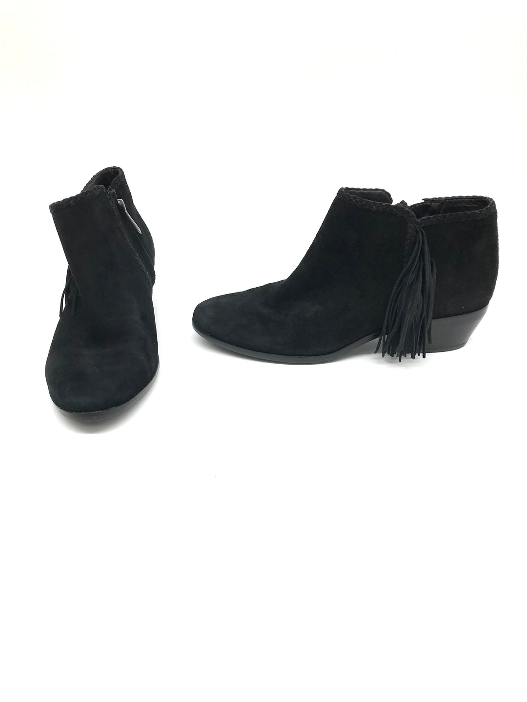 Primary Photo - BRAND: SAM EDELMAN <BR>STYLE: BOOTS ANKLE <BR>COLOR: BLACK <BR>SIZE: 6 <BR>SKU: 262-26275-71578<BR>AS IS <BR>