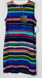 Primary Photo - BRAND: CYNTHIA ROWLEY STYLE: DRESS SHORT SLEEVELESS COLOR: MULTI SIZE: M SKU: 262-26275-69076