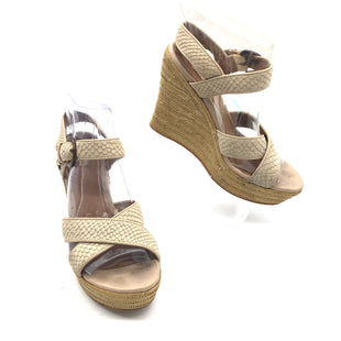 Primary Photo - BRAND: UGG STYLE: SANDALS LOW COLOR: GREY SIZE: 6 SKU: 262-26275-78604GENTLE WEAR - AS IS