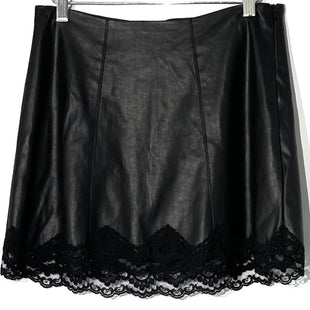Primary Photo - BRAND: BAILEY 44 STYLE: SKIRT COLOR: BLACK SIZE: XS SKU: 262-26241-46190FAUX LEATHER LOOK