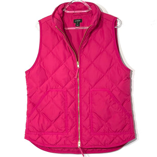 Primary Photo - BRAND: J CREW O STYLE: VEST COLOR: PINK SIZE: M SKU: 262-26241-44867