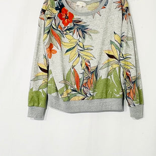 Primary Photo - BRAND: BRAEVE STYLE: TOP LONG SLEEVE COLOR: FLORAL SIZE: S SKU: 262-26275-73410