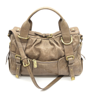 Primary Photo - BRAND: KOOBA STYLE: HANDBAG COLOR: TAN SIZE: LARGESKU: 262-26211-142307WEAR SHOWS ON LEATHER • AS IS