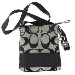 "Primary Photo - BRAND: COACH STYLE: HANDBAG DESIGNER COLOR: MONOGRAM SIZE: SMALL SKU: 262-26275-78286APPROX. 7.5""L X 8.75""H. SOME SLIGHT WEAR ESPECIALLY AROUND EDGES"