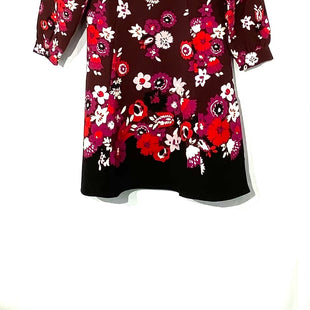 Primary Photo - BRAND: ANN TAYLOR FACTORYSTYLE: DRESS SHORT LONG SLEEVE COLOR: FLORAL SIZE: M /8SKU: 262-26275-71771