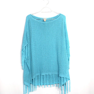 Primary Photo - BRAND: CHICOS STYLE: SHAWL COLOR: LIGHT BLUE SIZE: XL/3SKU: 262-26275-61424