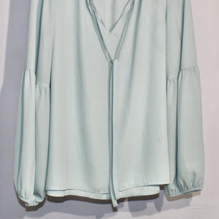 Primary Photo - BRAND: KARL LAGERFELD STYLE: BLOUSECOLOR: MINT SIZE: M SKU: 262-26275-61783DESIGNER FINAL