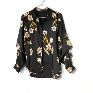Primary Photo - BRAND: ZARA BASIC STYLE: BLOUSE COLOR: FLORAL SIZE: M SKU: 262-26275-73742