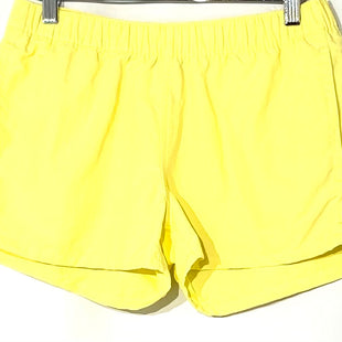 Primary Photo - BRAND: PATAGONIA STYLE: ATHLETIC SHORTS COLOR: YELLOW SIZE: S SKU: 262-26211-141349DESIGNER FINAL