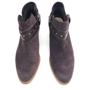 Primary Photo - BRAND: CLARKS STYLE: BOOTS ANKLE COLOR: BURGUNDY SIZE: 7.5 SKU: 262-26211-145167