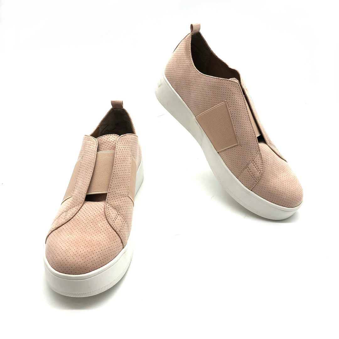 Primary Photo - BRAND: STEVE MADDEN <BR>STYLE: SHOES FLATS <BR>COLOR: LIGHT PINK <BR>SIZE: 9.5 <BR>SKU: 262-26275-75063<BR><BR>AS IS FINAL SALE <BR>LIKE NEW