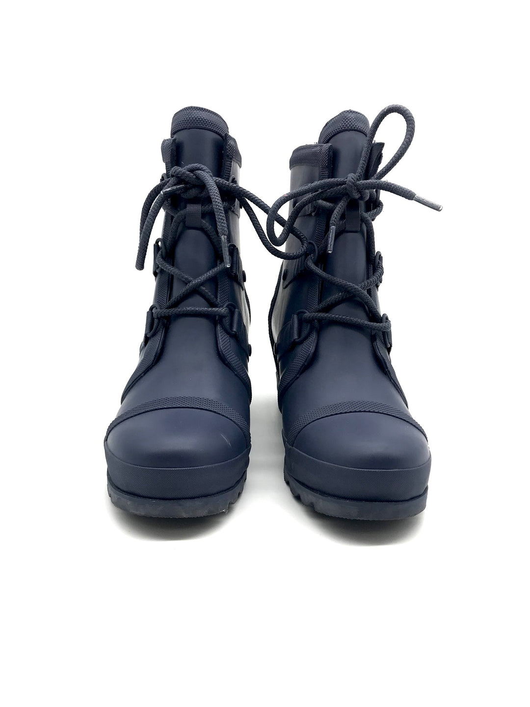 Primary Photo - BRAND: SOREL <BR>STYLE: BOOTS ANKLE <BR>COLOR: NAVY <BR>SIZE: 9 <BR>SKU: 262-26275-64764<BR>SLIGHT WEAR AS IS <BR>DESIGNER BRAND FINAL SALE