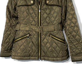 Primary Photo - BRAND: VINCE CAMUTO STYLE: JACKET OUTDOOR COLOR: OLIVE SIZE: M SKU: 262-26275-69532DESIGNER FINAL