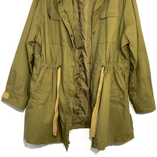 Primary Photo - BRAND: AVA & VIV STYLE: JACKET OUTDOOR COLOR: OLIVE SIZE: 4X SKU: 262-262100-213