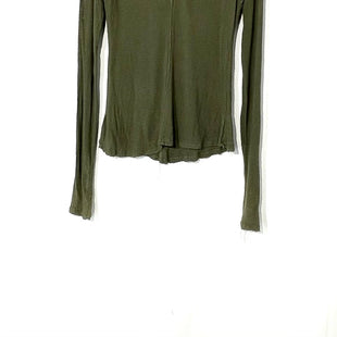 Primary Photo - BRAND: FREE PEOPLE STYLE: TOP LONG SLEEVE COLOR: OLIVE SIZE: L SKU: 262-26275-73423