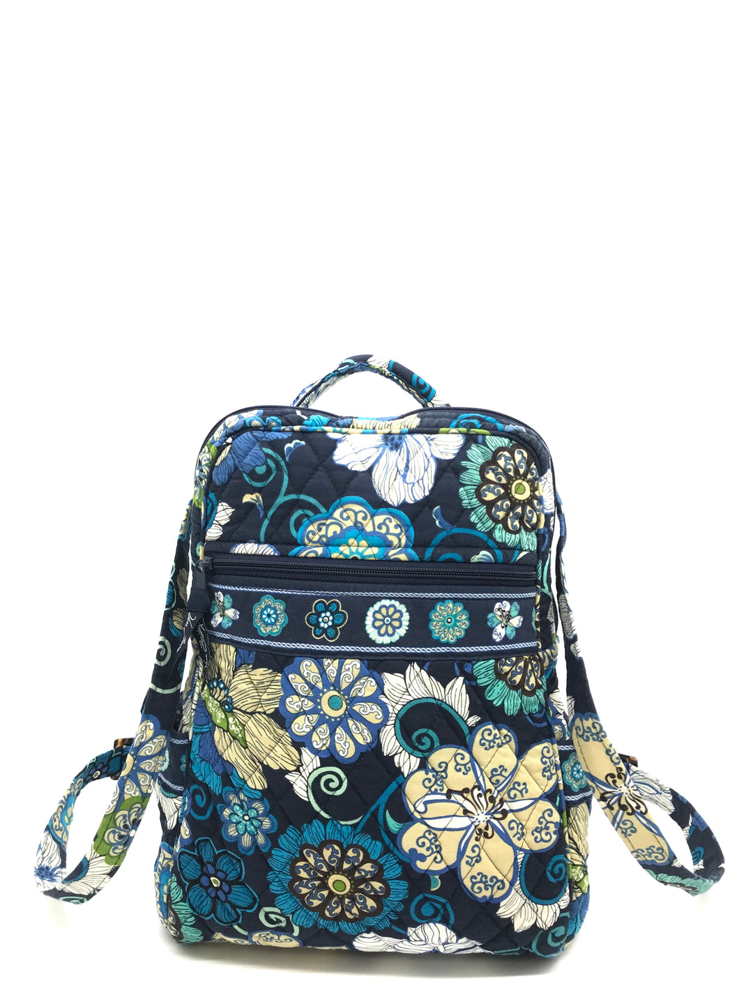 Primary Photo - BRAND: VERA BRADLEY <BR>STYLE: BACKPACK <BR>COLOR: MULTI <BR>SIZE: SMALL <BR>SKU: 262-26275-70882<BR>AS IS