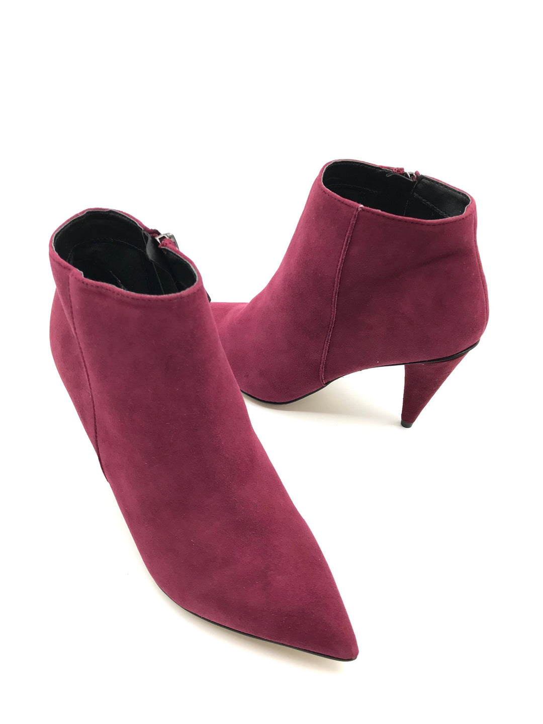 Primary Photo - BRAND: DOLCE VITA <BR>STYLE: BOOTS ANKLE <BR>COLOR: RASPBERRY <BR>SIZE: 7.5 <BR>SKU: 262-26211-140557<BR>NEW CONDITION - NEVER WORN
