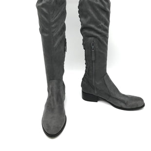 Primary Photo - BRAND: CHARLES BY CHARLES DAVID STYLE: BOOTS OVER THE KNEE COLOR: GREY SIZE: 7 SKU: 262-26275-71616AS IS