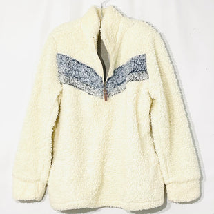 Primary Photo - BRAND: WEATHERPROOF STYLE: FLEECE COLOR: CREAM SIZE: XL SKU: 262-26241-45345SOFT!