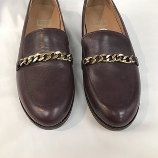 Primary Photo - BRAND: FITFLOPSTYLE: SHOES FLATS COLOR: EGGPLANTSIZE: 11 SKU: 262-26290-1218. AS IS.