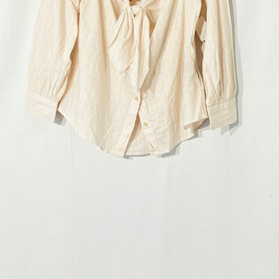 Primary Photo - BRAND: FREE PEOPLE STYLE: TOP LONG SLEEVE COLOR: SOFT PINKSIZE: M SKU: 262-26275-72538