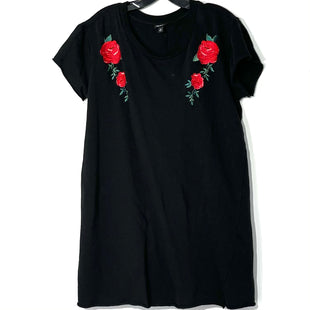 Primary Photo - BRAND: TORRID STYLE: DRESS SHORT SHORT SLEEVES COLOR: BLACK SIZE: L/0SKU: 262-262101-2251