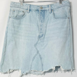 Primary Photo - BRAND: WE THE FREE STYLE: SKIRT COLOR: DENIM SIZE: M /30SKU: 262-26275-63216
