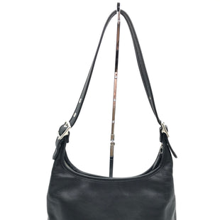 Primary Photo - BRAND: COACH STYLE: HANDBAG DESIGNER COLOR: BLACK SIZE: SMALL SKU: 262-26241-43730GENTLE WEAR ON CORNERS - AS IS