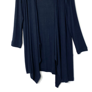 Primary Photo - BRAND: J JILL STYLE: SWEATER CARDIGAN LIGHTWEIGHT COLOR: NAVY SIZE: S SKU: 262-26241-43120