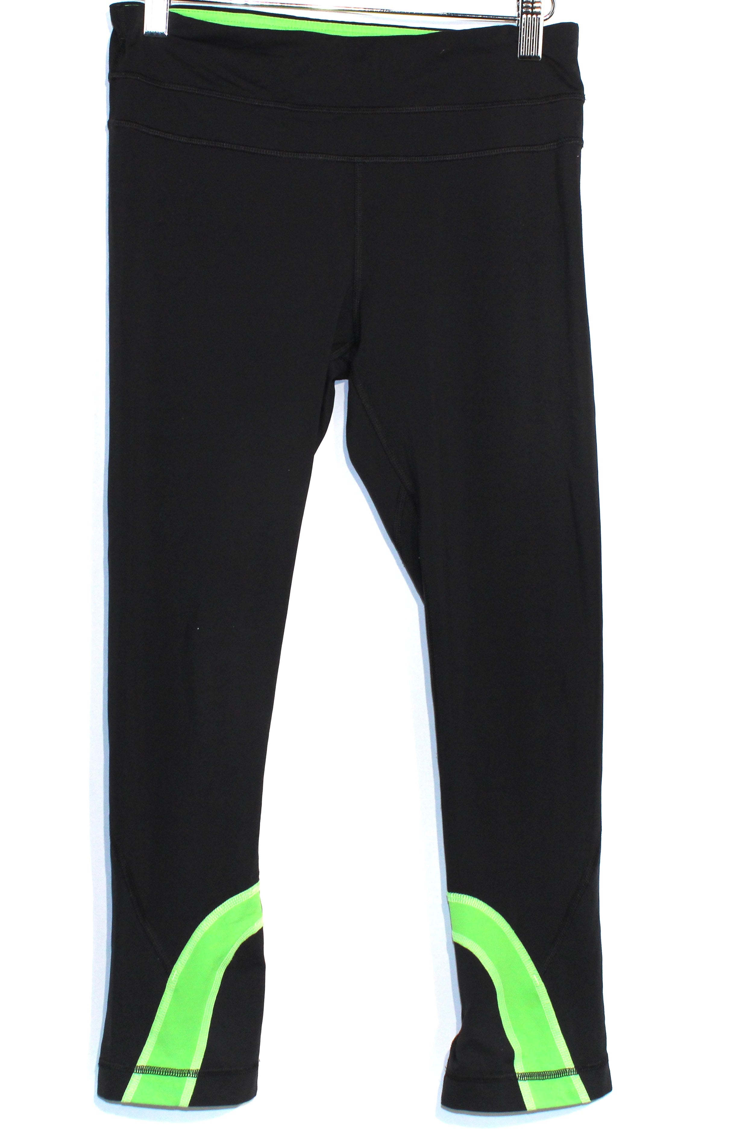 Primary Photo - BRAND: LULULEMON <BR>STYLE: ATHLETIC CAPRIS <BR>COLOR: BLACK <BR>SIZE: 4 <BR>SKU: 262-262101-1020<BR><BR>DESIGNER FINAL