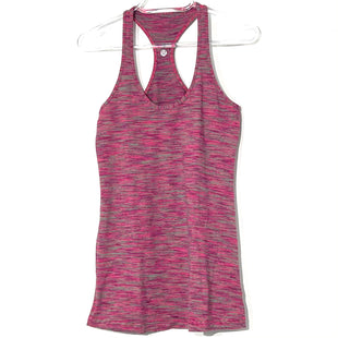 Primary Photo - BRAND: LULULEMON STYLE: ATHLETIC TANK TOP COLOR: STRIPED SIZE: M OTHER INFO: APPROX. SZ.10 SKU: 262-26241-45282SIZE TAG MISSING AS IS DESIGNER FINAL