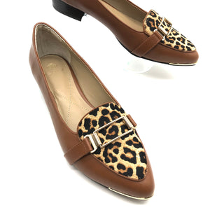 Primary Photo - BRAND: ISOLA STYLE: SHOES FLATS COLOR: ANIMAL PRINT SIZE: 9.5 SKU: 262-262101-1875AS IS SLIGHT SCUFF INSIDE