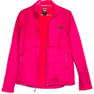 Primary Photo - BRAND: NORTHFACE STYLE: FLEECECOLOR: FUSCHIASIZE: L SKU: 262-26211-133401DESIGNER FINAL
