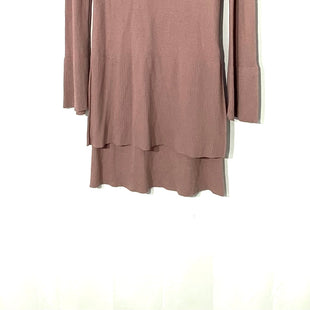 Primary Photo - BRAND: FREE PEOPLE STYLE: SWEATER DRESSCOLOR: DUSTY PINK SIZE: M SKU: 262-26275-71135SIDE SLITS