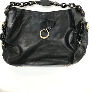 Primary Photo - BRAND:  DSQUARED2STYLE: HANDBAG COLOR: BLACK SIZE: SMALL SKU: 262-26275-61692SHOWS WEAR ON CORNERSAS IS