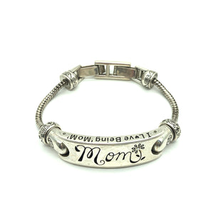 Primary Photo - BRAND: BRIGHTON STYLE: BRACELET COLOR: SILVERSKU: 262-26275-75570AS IS