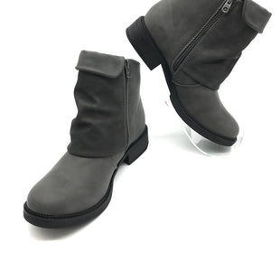 Primary Photo - BRAND: BLOWFISH STYLE: BOOTS ANKLE COLOR: GREY SIZE: 7.5 SKU: 262-26241-42758