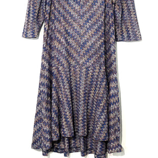 Primary Photo - BRAND: MAEVE ANTHROPOLOGIE STYLE: DRESS SHORT SHORT SLEEVE COLOR: ZIGZAG SIZE: M SKU: 262-26241-42831
