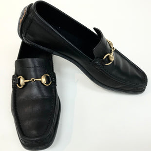 Primary Photo - BRAND: GUCCI STYLE: SHOES FLATS COLOR: BLACK SIZE: 7.5 SKU: 262-26211-138561DESIGNER ITEM - FINAL SALE