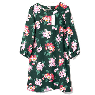 Primary Photo - BRAND: ANN TAYLOR STYLE: DRESS SHORT LONG SLEEVE COLOR: FLORAL SIZE: L /12SKU: 262-26298-643