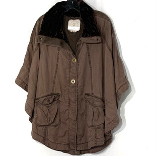 Primary Photo - BRAND: HEI HEI ANTHROPOLOGIE STYLE: JACKET OUTDOOR COLOR: BROWNSIZE: M /LSKU: 262-26275-78257