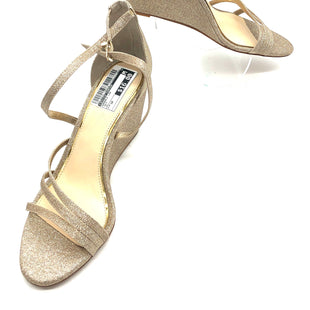 Primary Photo - BRAND: JESSICA SIMPSON STYLE: SANDALS LOW COLOR: GOLD SIZE: 10 SKU: 262-26275-73850