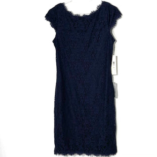 Primary Photo - BRAND: ELIZA J STYLE: DRESS SHORT SLEEVELESS COLOR: NAVY SIZE: XS/2SKU: 262-262101-2328