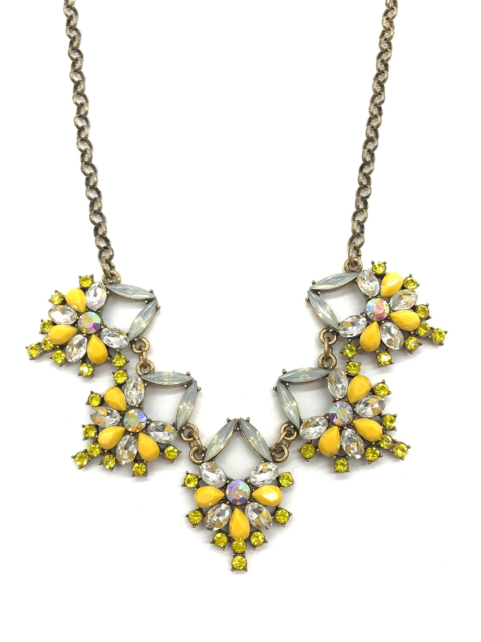 "Photo #1 - BRAND: ANN TAYLOR LOFT <BR>STYLE: NECKLACE <BR>COLOR: MULTI <BR>SKU: 262-26275-64677<BR><BR>APPROX. 15.5"" - 18"""