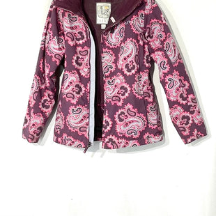 Primary Photo - BRAND: BURTON STYLE: JACKET COLOR: PAISLEY SIZE: M SKU: 262-26275-73547