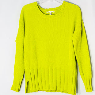 Primary Photo - BRAND: SEVEN 7 STYLE: TOP LONG SLEEVE COLOR: LIME GREEN SIZE: S SKU: 262-26211-143445