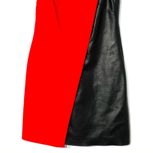 Primary Photo - BRAND: BAILEY 44 STYLE: DRESS SHORT SLEEVELESS COLOR: RED BLACK SIZE: XS SKU: 262-26275-68702LEATHER LOOK