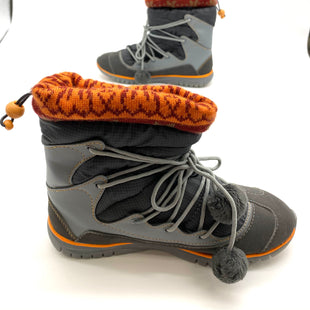Primary Photo - BRAND: DR SCHOLLS STYLE: BOOTS ANKLE COLOR: GREY ORANGESIZE: 6 MSKU: 262-26275-68290